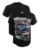 The Walking Dead 4 Survivors Shirt