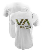 RVCA Camo Hawaii Shirt