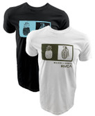 RVCA Pineapple Grenade Shirt