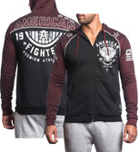 American Fighter North Central Raglan Zip Hoodie