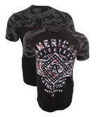 American Fighter Santa Clara Camo Shirt