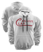 Cassius Clay Logo Pullover Hoodie