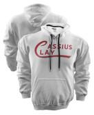 Cassius Clay Logo Pullover Hoodie