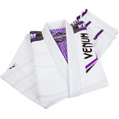 Venum Elite BJJ Gi White/Purple