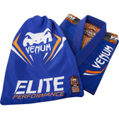 Venum Elite BJJ Gi Royal Blue/Orange