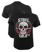 WWE Stone Cold Short Sleeve Shirt