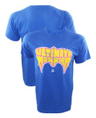 WWE Ultimate Warrior Short Sleeve Shirt
