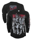 The Walking Dead Infected Hands Long Sleeve Shirt