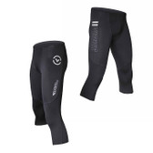 Virus Men's Elite Series Bioceramic Compression 3/4 Length Pant - Recovery + Endurance (Au13)