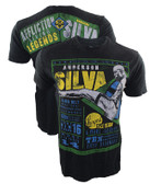 Affliction Anderson Silva Living Legend Shirt