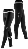 Virus Women's LUNAR Active Tech Pant (ECo19) BLACK/GREY