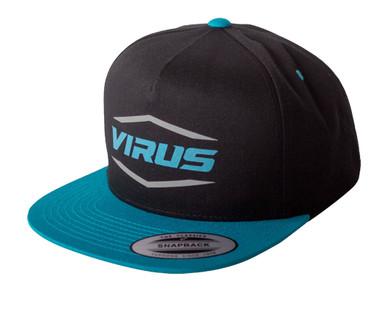 Virus Vice Flex Fit Snap Back Hat