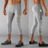 Virus Men's Stay Cool 3/4 Length Compression Boot Cut (RX5-V3) - Limited Edition Grey