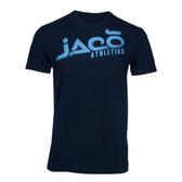 Jaco Overspray Shirt (Navy/Sky Blue)