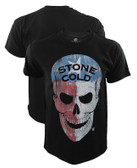 WWE Stone Cold Steve Austin Skull Shirt