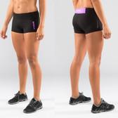 Virus Women's Stay Cool DATA Training Short (ECo22)-Purple