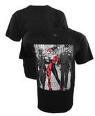 Harley Quinn Perp Walk Shirt