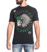 Affliction Cain Velasquez Conquer Shirt Front
