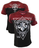 Affliction Sport Geo Sport Shirt