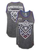 American Fighter North Dakota Tech MT Tank Top