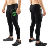 Virus Men's Energy Series Pinstripe Bioceramic Compression V2 Tech Pants (AU9.5) - Limited Release