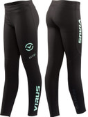 Virus Women's Stay Cool Compression Pant (ECo21)-Black/Mint