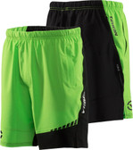 Virus Men's Origin Active Shorts (ST3) Green/Black