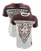 American Fighter Crossroads Camo FB Shirt
