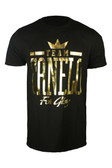 Canelo Alvarez Team Gold Foil T-shirt