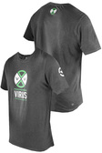 Virus Men's PREPARED Premium T-shirt Black/Green