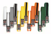 Gameness Kids BJJ Belts