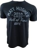 UFC Matt Hughes Hall of Fame T-shirt