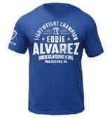 Torque UFC 205 Eddie Alvarez Underground King T-shirt