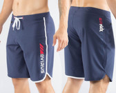 Virus Men's Airflex Training Shorts ST1 NAVY/WHITE