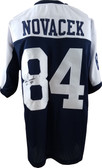 Jay Novacek Autographed Jersey JSA Authenticated