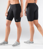 Virus Women's Stay Cool Tech Short (ECo29) BLACK