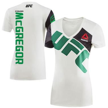 Conor McGregor UFC Reebok Women's Jersey
