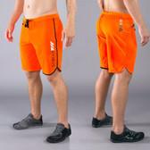 Virus Men's Airflex Training Shorts ST1 ORANGE/BLACK