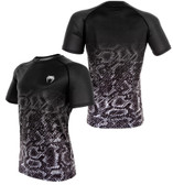 Venum Tropical Dry Tech T-shirt Black/Grey