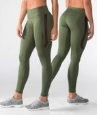 Virus Women's Stay Cool Eco33 Compression Pants GREEN