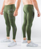 Virus Men's Stay Cool V3 Tech Pants (RX7-V3) Olive Green