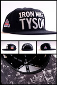 Roots of Fight Iron Mike Tyson Snapback Hat