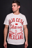 "Roots of Fight Julio Cesar Chavez ""El Gran Campeon Mexicano"" T-shirt"