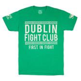 Bad Boy Dublin Ireland MMA Fight Club Shirt