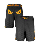 Bad Boy Legacy III  Black/Orange Fight Shorts