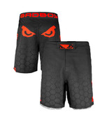 Bad Boy Legacy III  Black/Red Fight Shorts