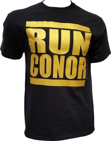 Run Conor Metal Gold Shirt