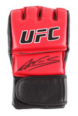 Amanda Nunes Autographed UFC Glove JSA Authenticated