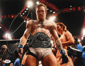 Conor McGregor Autographed 11x14 Photo (PSA/DNA COA)