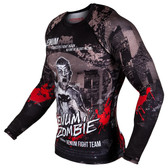 Venum Zombie Return  Long Sleeve Rashguard